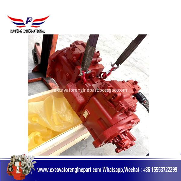 K3v112dtp Korea Kawasaki Excavator Hydraulic Main Pump Parts K4v45c K4v112c K5v80 K5v140 K5v200