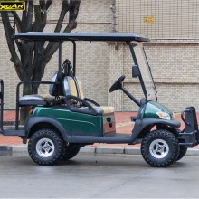 Hot Sale 4 Passenger Electric Golf Cart