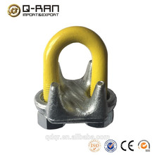 Drop Forged Steel Wire Rope Clip--Qingdao Factory