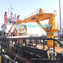 Fixed Boom Marine Crane Zum Verkauf
