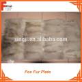 Good Quality Fox Belly Plate Fox Fur Plate