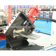 YTSING-YD-4829 Passé CE et ISO Full Automatique Machine de cadre de porte de haute qualité, rouleau de cadre de porte en acier formant la machine