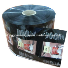 Película de café de plástico / Café Película de embalaje / Película de rollo de café