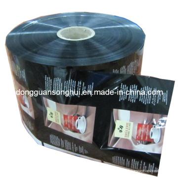 Plastic Coffee Film/Cafe Packaging Film/Coffee Bean Roll Film