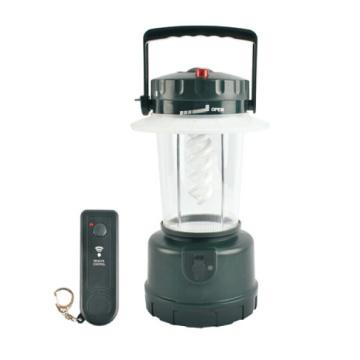 Super bright fluorescent screw-tube camping lantern