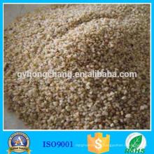 Exportaciones de alta pureza de arena de cuarzo refinado
