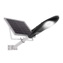 Réverbère solaire de panneau solaire séparé