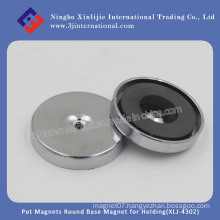 Magnetic Assembly Pot Magnet for Holding
