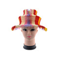 Summer Folding Party Hat Paper Straw Haps for Beach