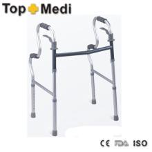 Altura ajustable Las ayudas que caminan del aluminio para guardar un mejor equilibrio