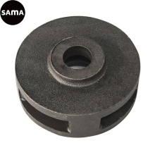 ASTM Grey, Ductile Iron Sand Casting for Transition Box