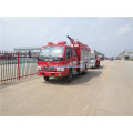 Dongfeng 5 ton fire fighting truck for sale
