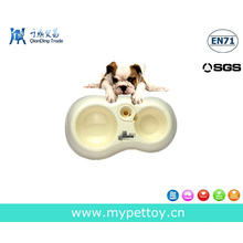 Pets Bowl Food and Water Feeder