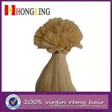 Extensión del cabello de Rusia Qingdao
