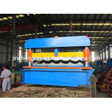 Profiliermaschine für Stahldachziegel