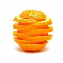 Китайский свежий и сладкий пупок оранжевый