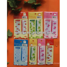 Cute folding magnet bookmark for kids