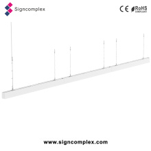 Conexión continua 2835 1.2m 36W Warehouse LED Linear Light