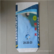 25kg / 50kgbopp laminierte gewebte Polypropylen-Tasche