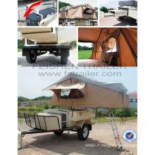 Toit tente camping-car caravane