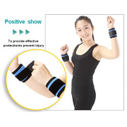 CE heated wrist band warmers wraps brace