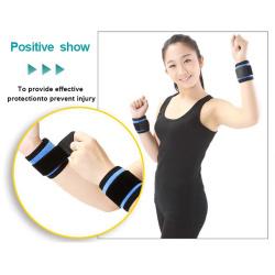 CE heated wrist band warmers wraps brace