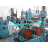 Pinch Pipe Welding Rotator And Welding Positioner For Flang