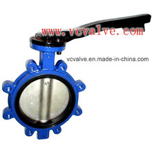 Stainless Steel Lug Butterfly Valve API 609