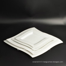 4PCS Set Porcelaine Dinner Plate