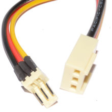 Male Plug to Female Socket Extension Cable