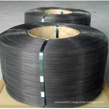 Black Annealed Double Loop Wire