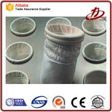 High Quailty 2016 nuevo poliéster p84 ptfe bolsa de filtro de cemento