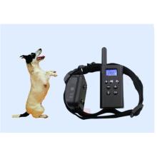 Wiederaufladbarer regendichter HundeBellen-Kragen-Trainings-Schlag-Antibell-Kragen