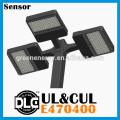 5 Jahre Garantie 130lm / w 100w gute Qualität UL ETL DLC CE aufgeführt LED Schuh Box Licht Parkplatz Licht für Sport Feld Beleuchtung