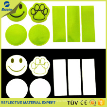 Emoji Reflective Heat Press Sticker