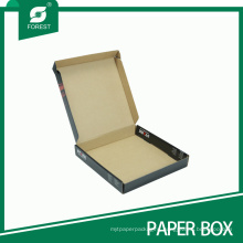 High Quality Factory Black Corrugated Packaging Box