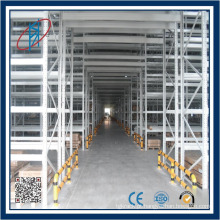 China Galvanized Warehouse Storage Stacking Rack