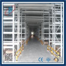Китай Оцинкованная складская стойка для хранения склада
