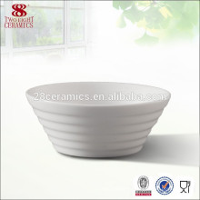 Гуанчжоу белый керамический фарфор китайский рис чаши оптом Китай