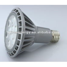12W SMD led par30 lámpara regulable UL, DLC, TUV certificado