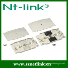24 Cores Faseroptik Patch Panel Spleißfach