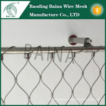 wire netting wire rope net metal screen mesh