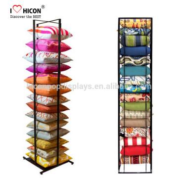 Iron Wire Rahmen Metall Wire Pillow Display Rack mit unserer vielfältigen Erfahrung in Materialien und Fertigung