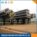 SCR100 ISCR70 Steel rail train rail