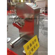 Máquina de mistura farmacêutica totalmente automática do funil do laboratório
