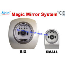 Small Skin Analysis System Facial Skin Hair Analyzer Beauty Equipment 15.0 Mega Pixels