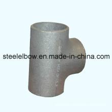 Tee de tubo de acero WPB A234
