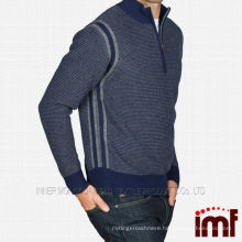 Wholesale Mens Mock Neck Cashmere Sweater