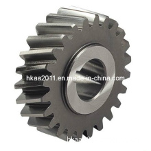 Lathe Machining Powdered Metal Gears Small, Small Steel Helical Gears Wheel