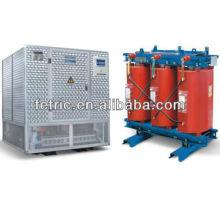 Epoxy resina fundido seco tipo transformador 6/10/20 kV